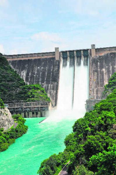 GSI to assess landslide threat around Bhakra