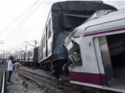 There was no passenger fatality in train accident 2019