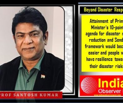15th Finance Commission: Beyond Disaster Response