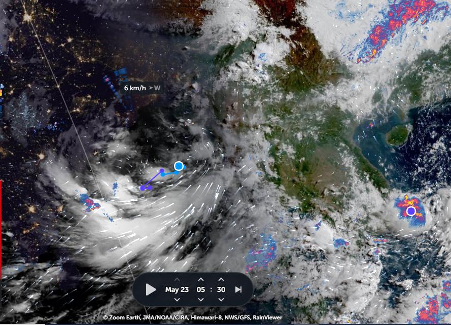 Cyclone YAAS updates(23rd May,2021)